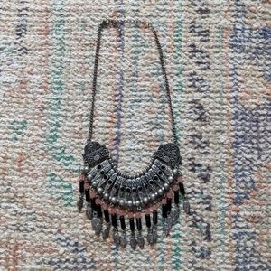 Free People bib necklace